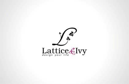 #208 untuk New Logo Design for lattice & ivy oleh nomi2009