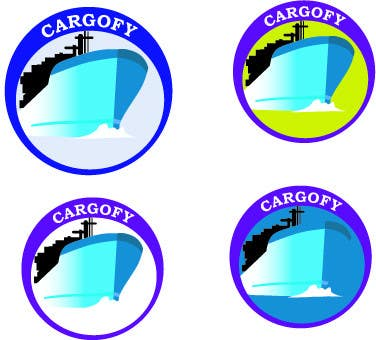 Contest Entry #105 for Graphic Design for Cargofy