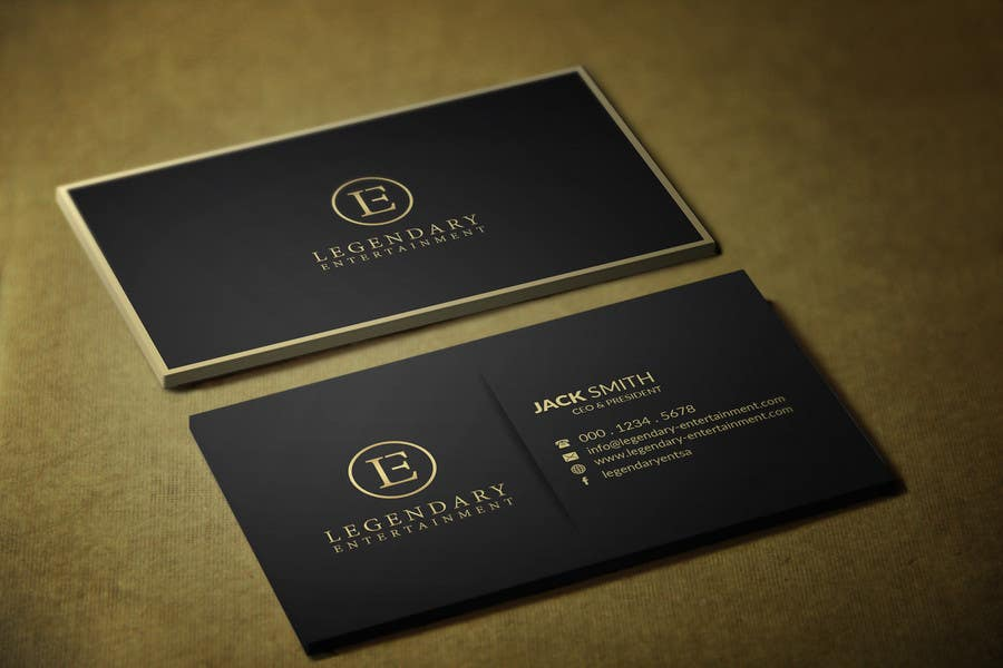 Entry #24 by sunnyw for Design Business Cards for NightLife ...
