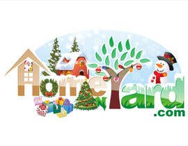 #54 para Need Holiday Versions of Our Website Logo por ariekenola