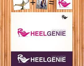 #28 cho Heel Genie Logo Competition bởi Crussader