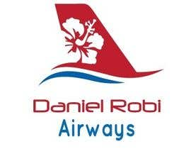 #45 for Design a Logo for a fake airline - party theme. af SavvinaDr