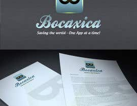 #57 para Design a Corporate Identity for Bocaxica por HallidayBooks