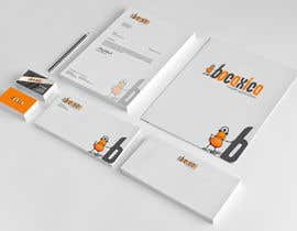 nº 255 pour Design a Corporate Identity for Bocaxica par taganherbord