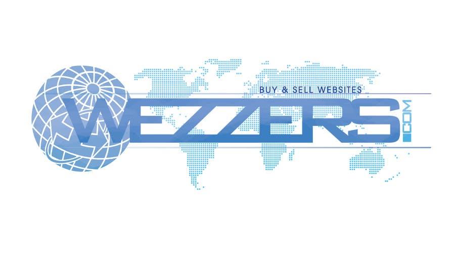 Kilpailutyö #26 kilpailussa Design a Logo for wezzers.com