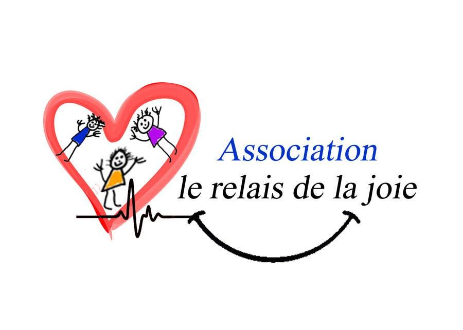 """Proposition n°20 du concours Concevez un logo pour l'association """"le relais de la joie"""""""