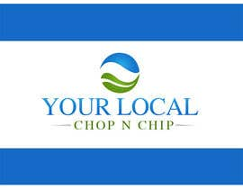 #36 dla Logo Design for YOUR LOCAL CHOP N CHIP przez e2developer