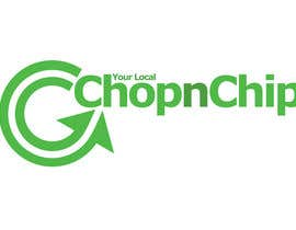 #21 for Logo Design for YOUR LOCAL CHOP N CHIP by stanbaker