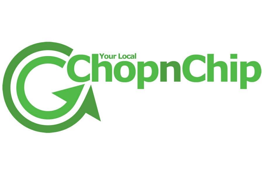 Konkurrenceindlæg #22 for Logo Design for YOUR LOCAL CHOP N CHIP