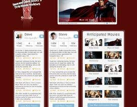 thumperca tarafından Build a Wordpress Website for Movie Reviews için no 12