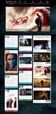 Ảnh thumbnail bài tham dự cuộc thi #                                                59                                              cho                                                 Build a Wordpress Website for Movie Reviews