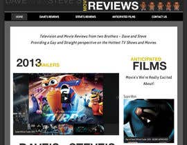 #43 for Build a Wordpress Website for Movie Reviews af echobravo