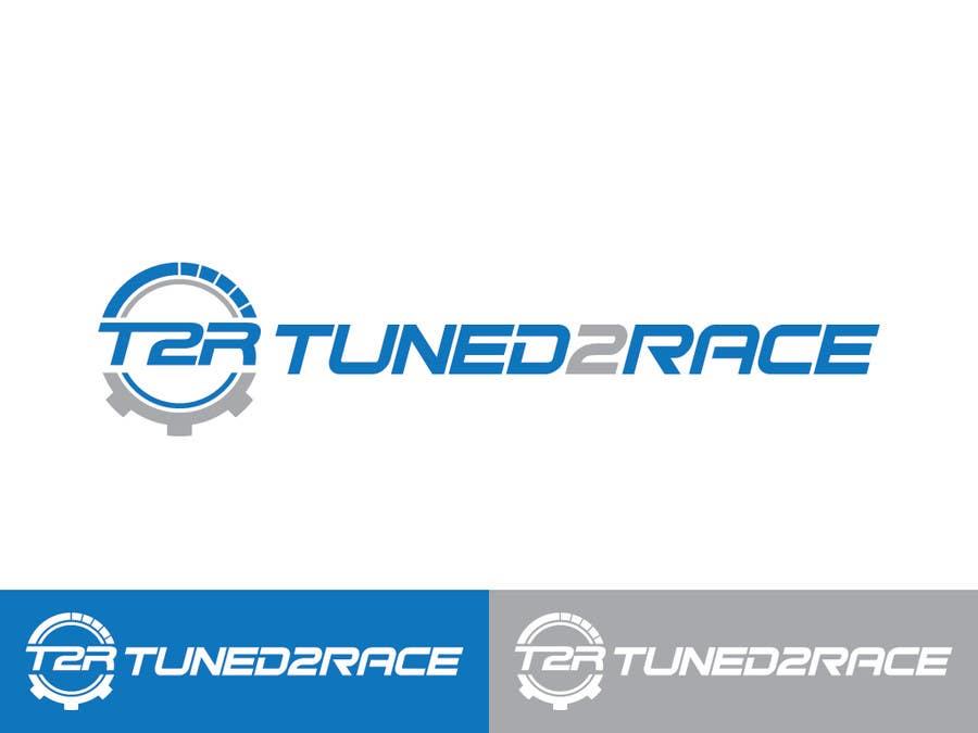 #25 for Tuned2Race new logo design. by winarto2012