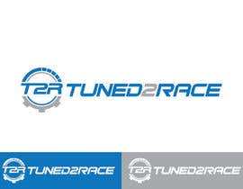 nº 25 pour Tuned2Race new logo design. par winarto2012