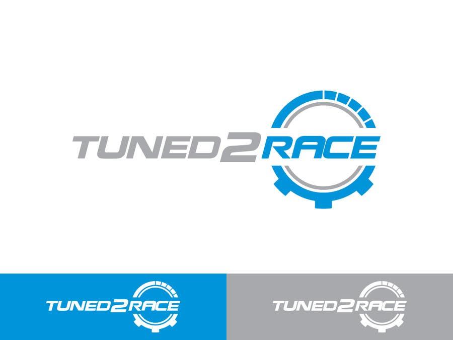 #32 for Tuned2Race new logo design. by winarto2012