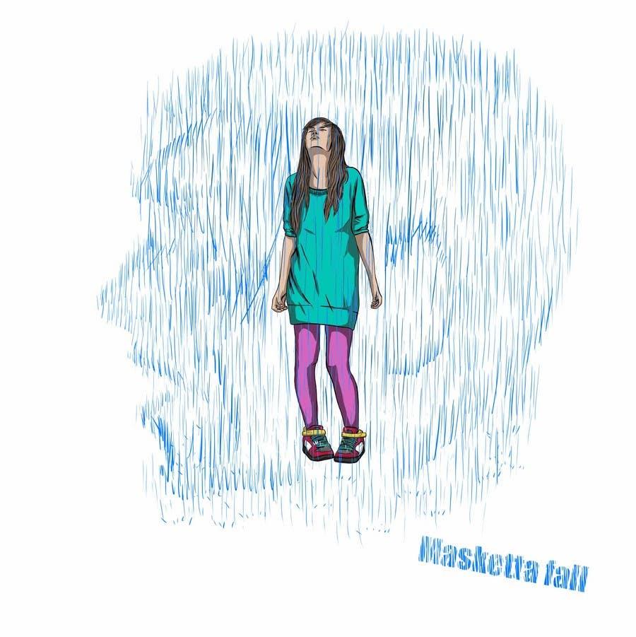 Bài tham dự cuộc thi #79 cho T-shirt Design for Masketta Fall