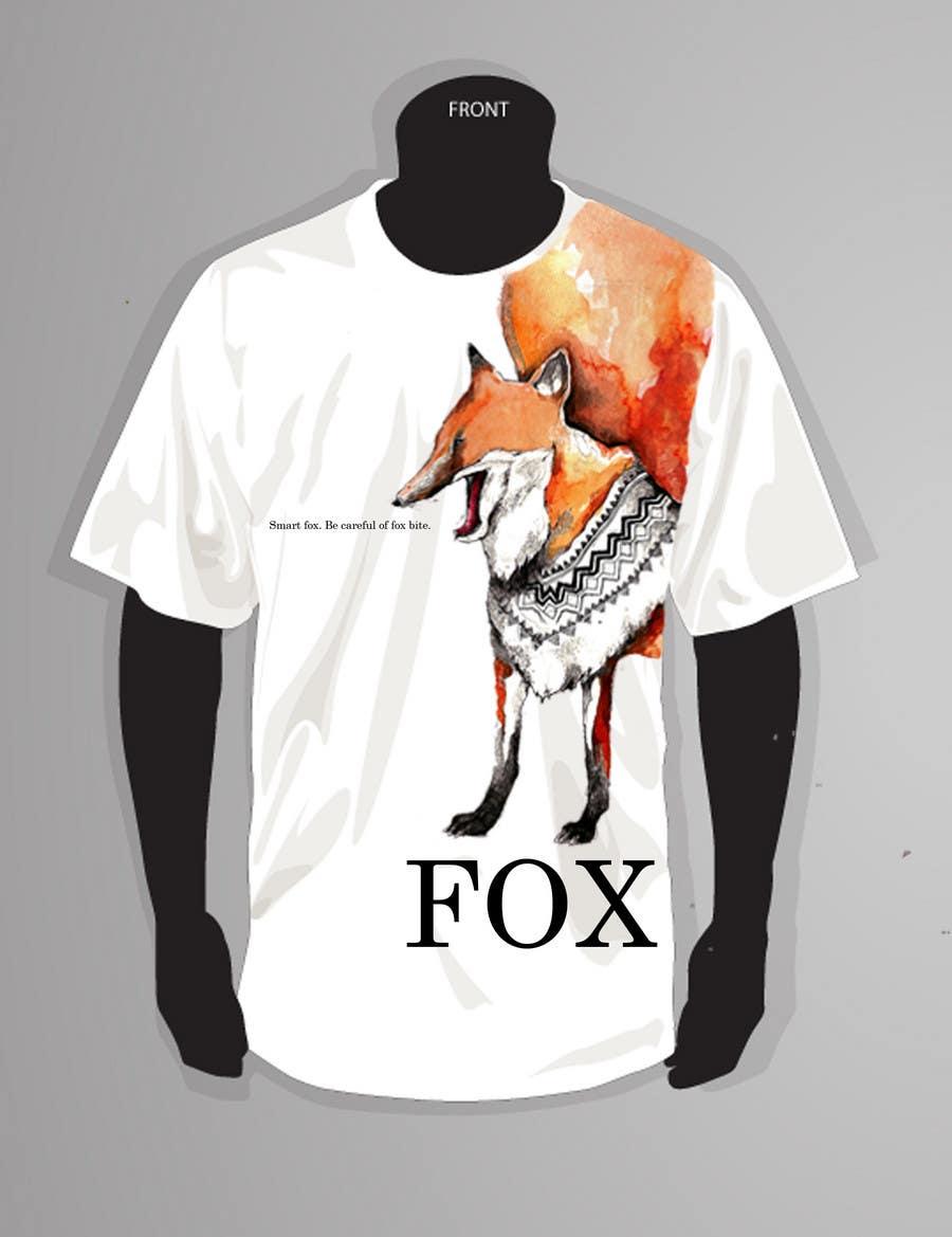 T-shirt Design for Masketta Fall için 45 numaralı Yarışma Girdisi