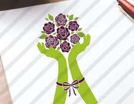 nº 16 pour Réalisez un logo d'art floral par rowmanou