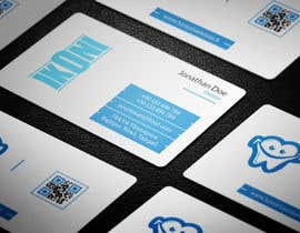 #71 for Design some Business Cards by CanonAshis