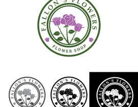 #38 for Design a logo for Fallon's Flowers of Raleigh. by OliveraPopov1