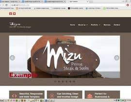 mufaddalismail tarafından Build a Website for Sign Company için no 9