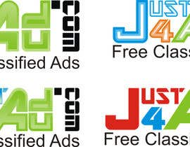 #29 for Design a Logo for Just4Ad.com by benamoon