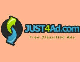 #21 for Design a Logo for Just4Ad.com by raviraj26
