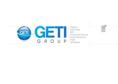 nº 24 pour Design a Logo for GETI Group par creativeartist06