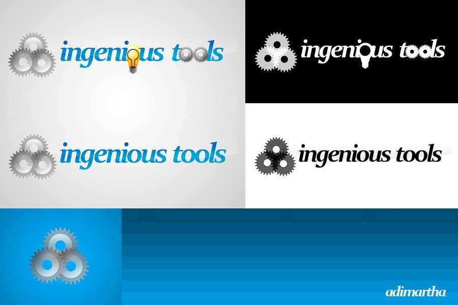 Конкурсная заявка №227 для Logo Design for Ingenious Tools