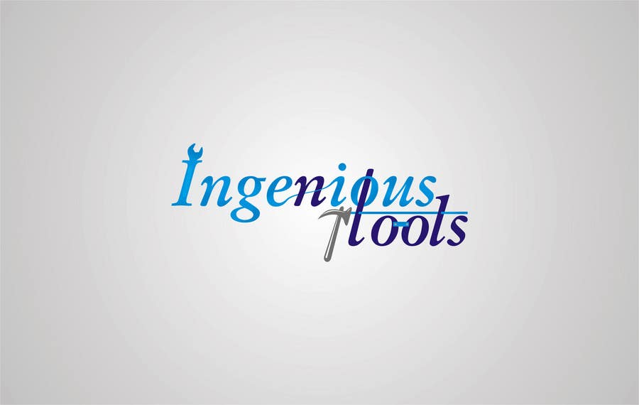Конкурсная заявка №135 для Logo Design for Ingenious Tools