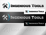 Graphic DesignLogo Design for Ingenious Toolsのコンテストエントリ#57