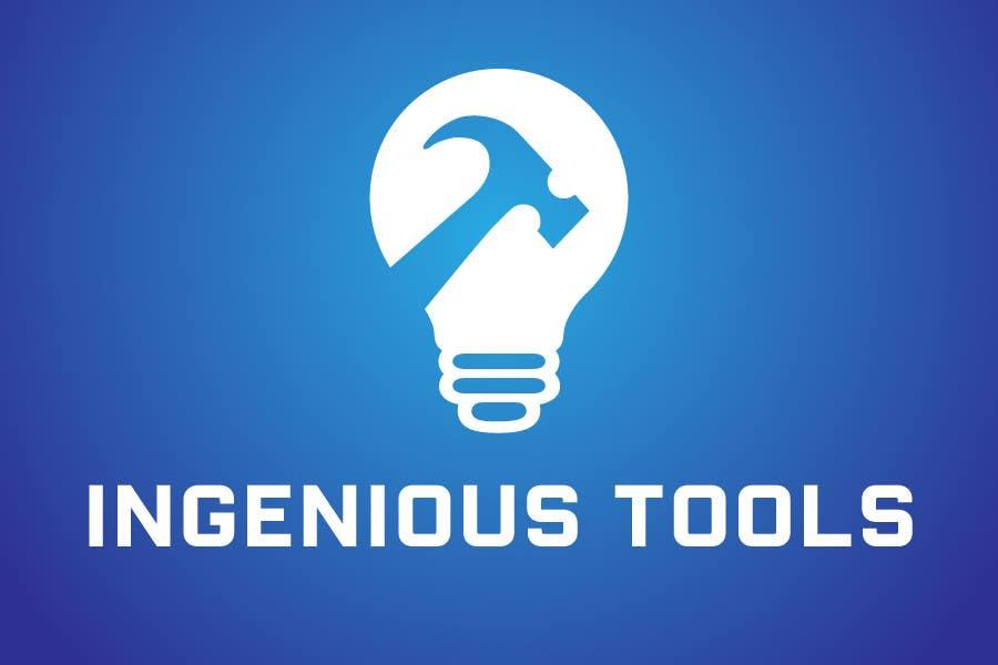 Proposta in Concorso #94 per Logo Design for Ingenious Tools
