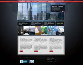 #58 для Website Design for www.skmmediagroup.com от Sirvan3TR