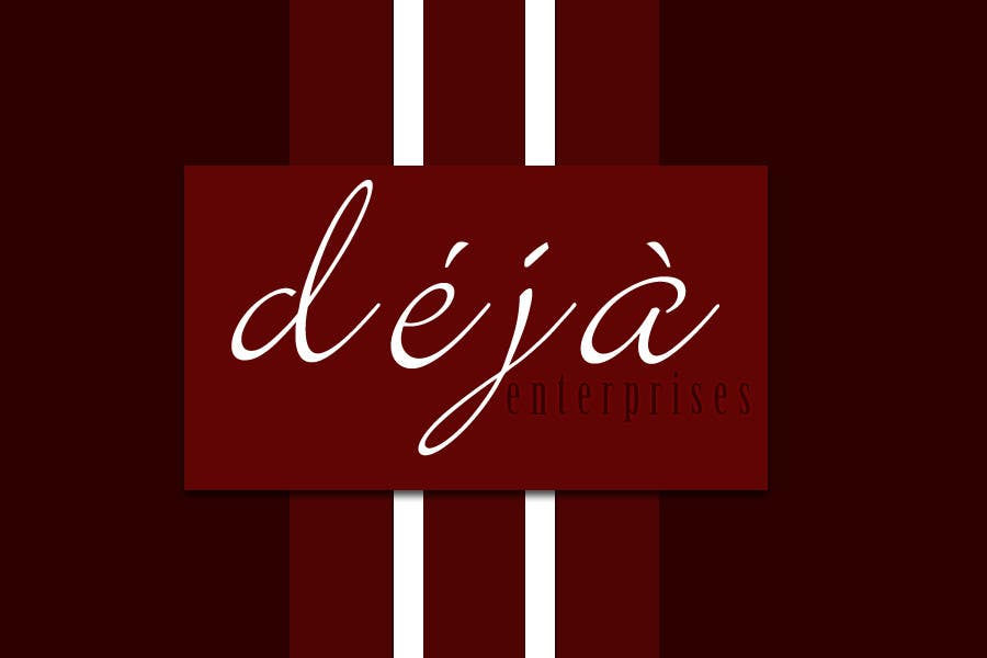 Contest Entry #556 for Logo Design for DeJa Enterprises, LLC