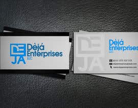 nº 594 pour Logo Design for DeJa Enterprises, LLC par eX7ReMe