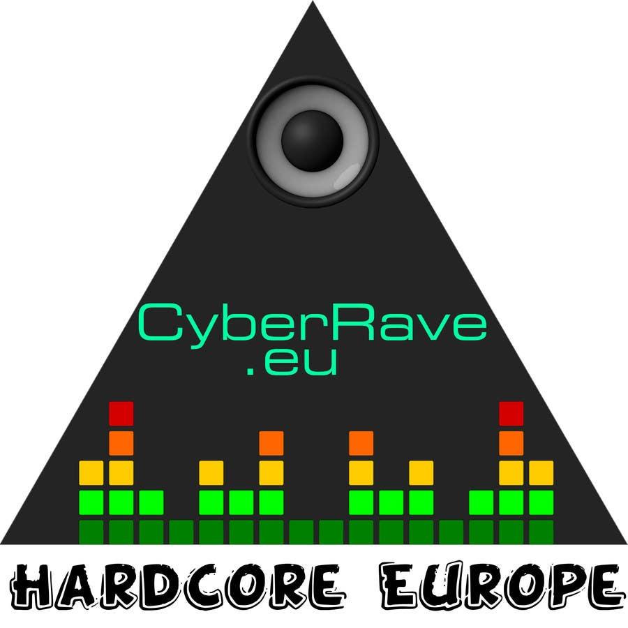 Inscrição nº 19 do Concurso para Logo for - Techno Rave Website