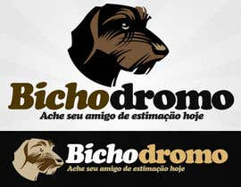 #96 for Logo design for Bichodromo.com.br by Rainner