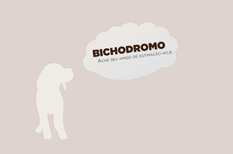 Contest Entry #209 for Logo design for Bichodromo.com.br
