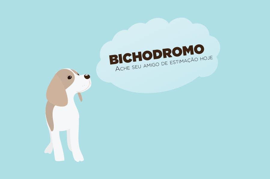 Contest Entry #208 for Logo design for Bichodromo.com.br