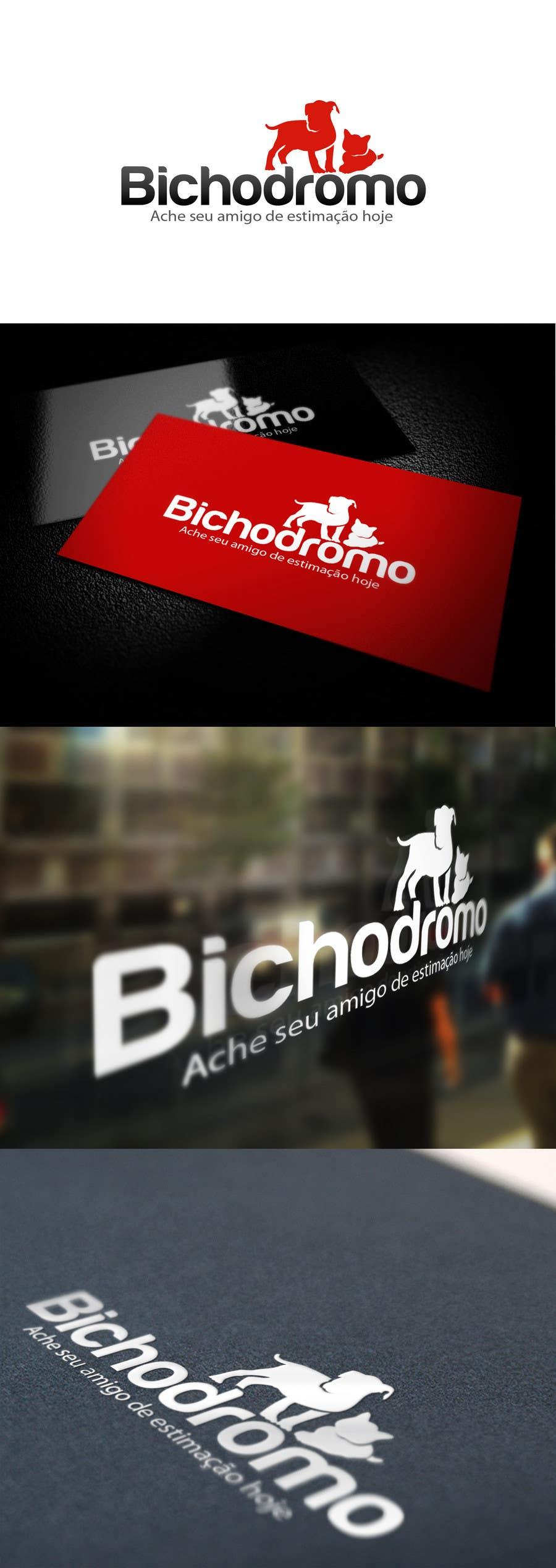 Contest Entry #68 for Logo design for Bichodromo.com.br