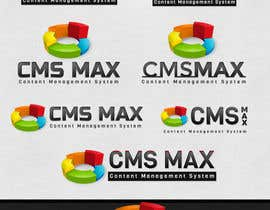 #295 for Design a Logo for CMS Max af MishAMan
