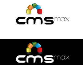 #168 for Design a Logo for CMS Max af risonsm
