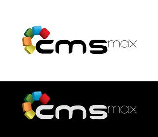 #169 for Design a Logo for CMS Max by risonsm