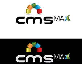 #170 for Design a Logo for CMS Max af risonsm