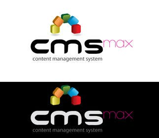 #286 for Design a Logo for CMS Max by risonsm