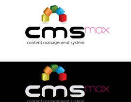 #286 for Design a Logo for CMS Max af risonsm