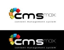 #288 for Design a Logo for CMS Max af risonsm