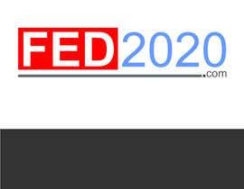 #89 for Design a Logo for Fed2020.com, LLC af hendryaja