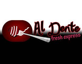 "#32 para Design a Logo for ""Al Dente"" por shubhangdabral"