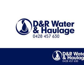 #102 for D & R Water & Haulage af Designer0713